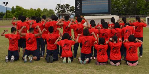 長野県S高等学校陸上競技部様