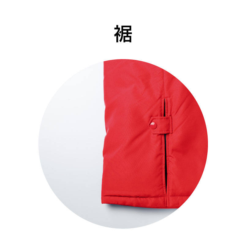 00230ベーシックベンチコート 裾アップ